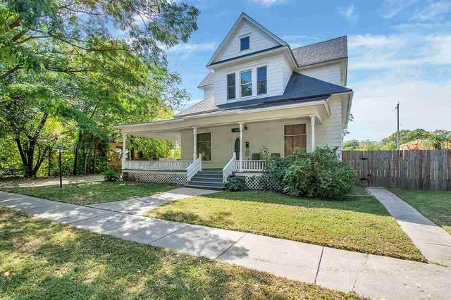 331 N Park Ave, Valley Center, KS 67147 (MLS #587714) :: Preister and Partners | Keller Williams Hometown Partners