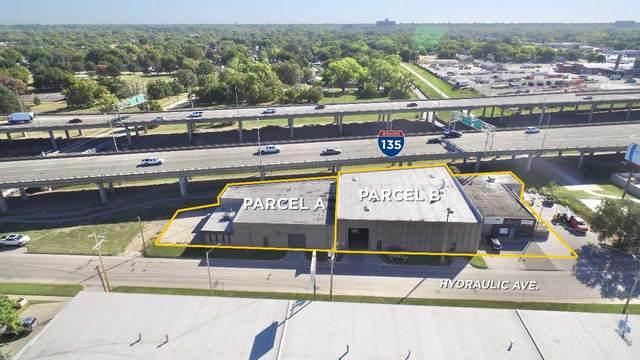 702-722 N Hydraulic - Parcel B, Wichita, KS 67214 (MLS #587716) :: Preister and Partners | Keller Williams Hometown Partners