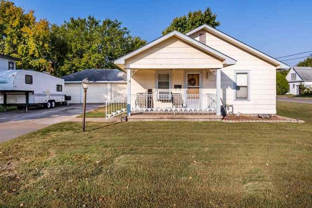 141 N Cedar Ave, Valley Center, KS 67147 (MLS #587719) :: On The Move