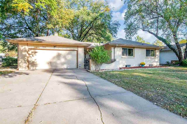 9528 W Shade Lane, Wichita, KS 67212 (MLS #587720) :: Preister and Partners | Keller Williams Hometown Partners