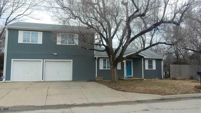3202 W 9TH ST N, Wichita, KS 67203 (MLS #587728) :: Pinnacle Realty Group