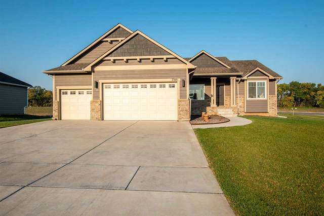 705 S Saint Andrews Cir, Wichita, KS 67230 (MLS #587735) :: Preister and Partners | Keller Williams Hometown Partners