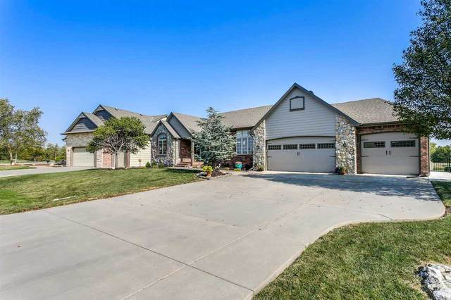 1639 E Bearhill Rd, Park City, KS 67147 (MLS #587739) :: Keller Williams Hometown Partners