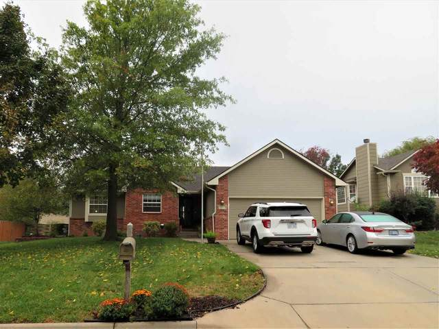 325 N Greenvalley Dr., Andover, KS 67002 (MLS #587743) :: On The Move