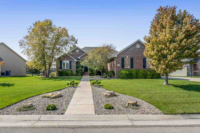 13742 W Hardtner Ct, Wichita, KS 67235 (MLS #587746) :: Kirk Short's Wichita Home Team