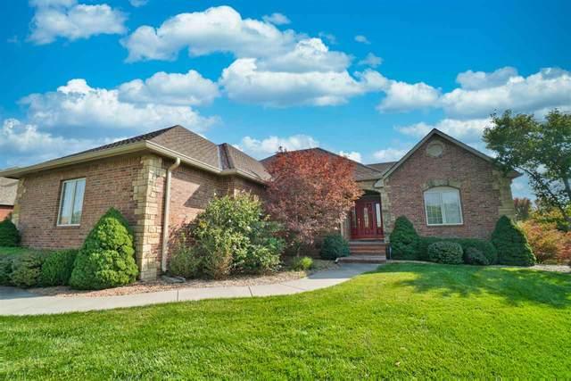 14501 E Sundance St, Wichita, KS 67230 (MLS #587752) :: Preister and Partners | Keller Williams Hometown Partners