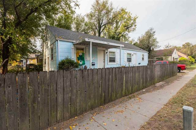 1421 E Lincoln St 1423 E Lincoln , Wichita, KS 67211 (MLS #587757) :: Jamey & Liz Blubaugh Realtors