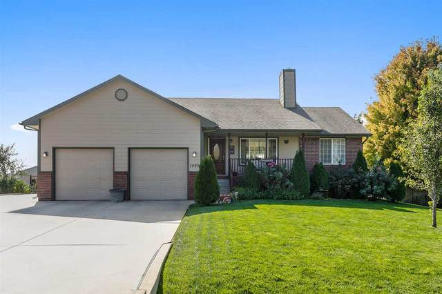 1407 E Winesap St, Haysville, KS 67060 (MLS #587766) :: Graham Realtors