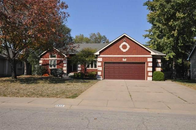 1412 E Meadow Ridge Ct, Derby, KS 67037 (MLS #587767) :: Kirk Short's Wichita Home Team
