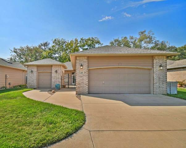 247 S Byron Ct, Wichita, KS 67209 (MLS #587780) :: Preister and Partners | Keller Williams Hometown Partners