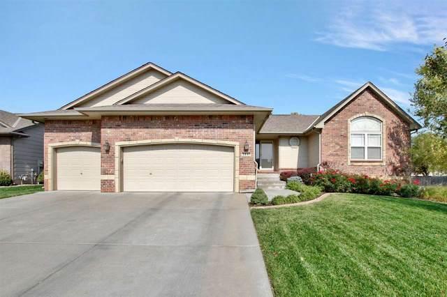 3841 N Lake Ridge Ct, Wichita, KS 67205 (MLS #587788) :: Preister and Partners | Keller Williams Hometown Partners
