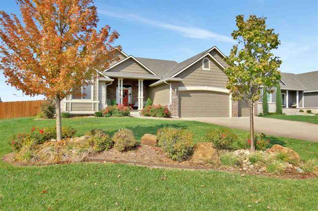 6234 W Kollmeyer Ct, Wichita, KS 67205 (MLS #587789) :: Preister and Partners | Keller Williams Hometown Partners