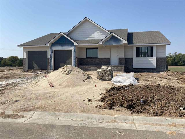 16225 W Sheriac Ct., Wichita, KS 67052 (MLS #587792) :: Kirk Short's Wichita Home Team
