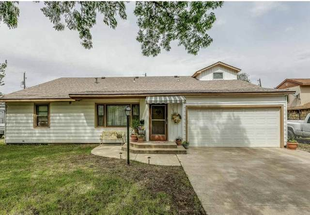 209 N Arthur, El Dorado, KS 67042 (MLS #587801) :: Kirk Short's Wichita Home Team