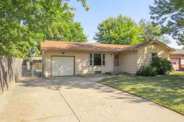 766 N Nevada St, Wichita, KS 67212 (MLS #587811) :: Preister and Partners | Keller Williams Hometown Partners