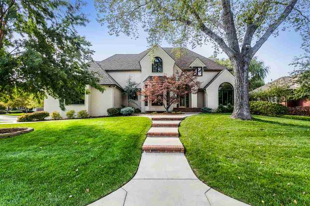7602 E Oneida Ct, Wichita, KS 67206 (MLS #587821) :: On The Move