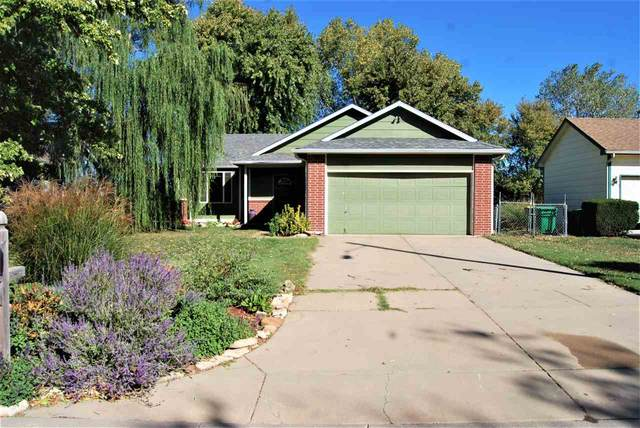 600 Deerfield Cir, Valley Center, KS 67147 (MLS #587822) :: Preister and Partners | Keller Williams Hometown Partners