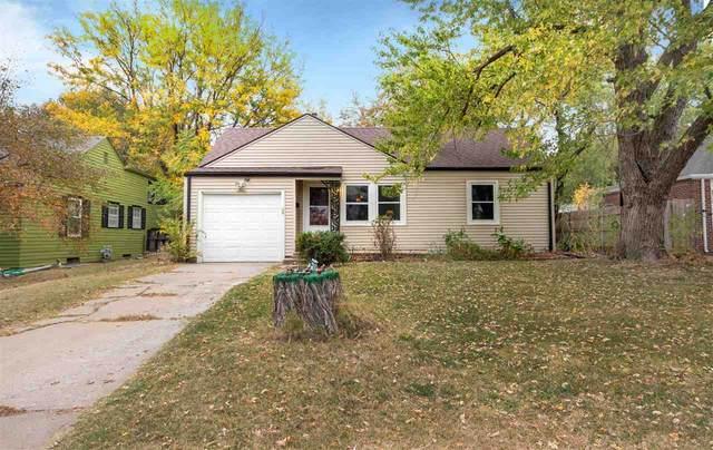 1012 N Crestway St, Wichita, KS 67208 (MLS #587824) :: Preister and Partners | Keller Williams Hometown Partners