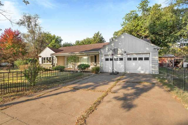1020 Pine St, Harper, KS 67058 (MLS #587828) :: Kirk Short's Wichita Home Team