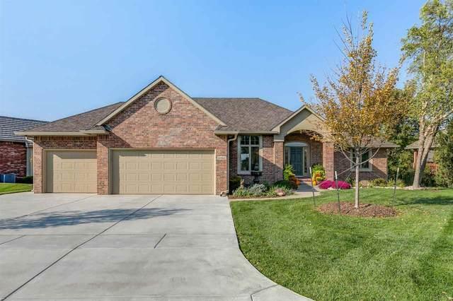 2402 W Timbercreek Cir, Wichita, KS 67204 (MLS #587841) :: On The Move