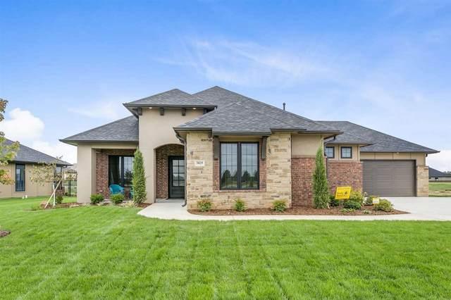 3825 Brush Crk, Maize, KS 67101 (MLS #587846) :: Preister and Partners | Keller Williams Hometown Partners