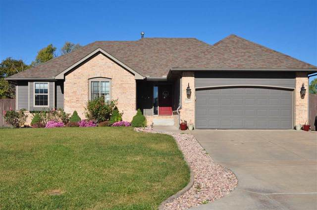 12810 E Bellechase Ct, Wichita, KS 67230 (MLS #587857) :: Preister and Partners | Keller Williams Hometown Partners