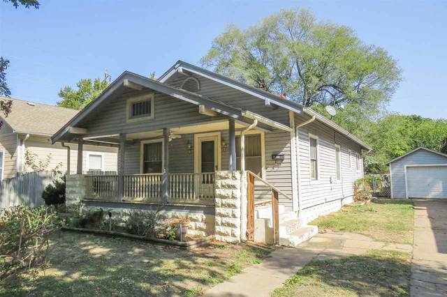 258 N Martinson St, Wichita, KS 67203 (MLS #587861) :: Preister and Partners | Keller Williams Hometown Partners