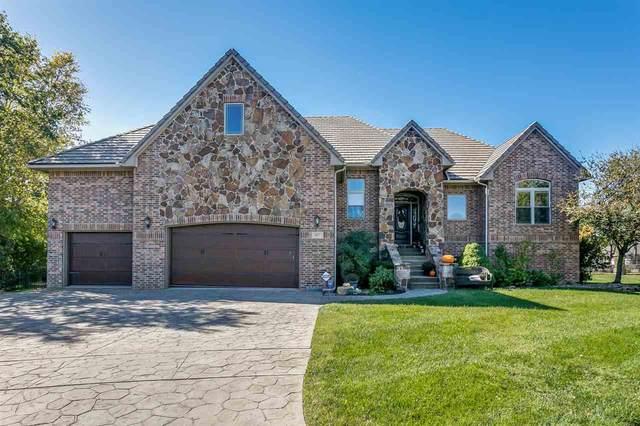 607 18th Fairway, Andover, KS 67002 (MLS #587863) :: Pinnacle Realty Group