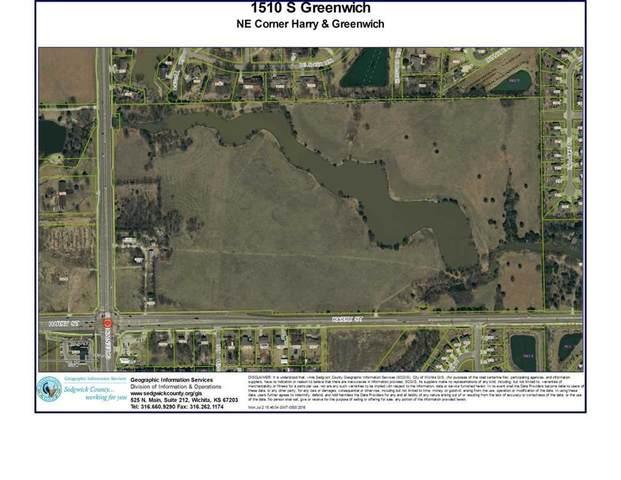 1510 S Greenwich Ne Corner Harry, Wichita, KS 67207 (MLS #587864) :: Graham Realtors