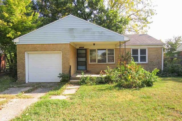 2374 S Alameda Pl, Wichita, KS 67211 (MLS #587868) :: Keller Williams Hometown Partners