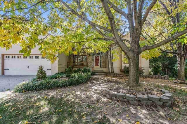 2909 N Wild Rose Ct., Wichita, KS 67205 (MLS #587878) :: Keller Williams Hometown Partners