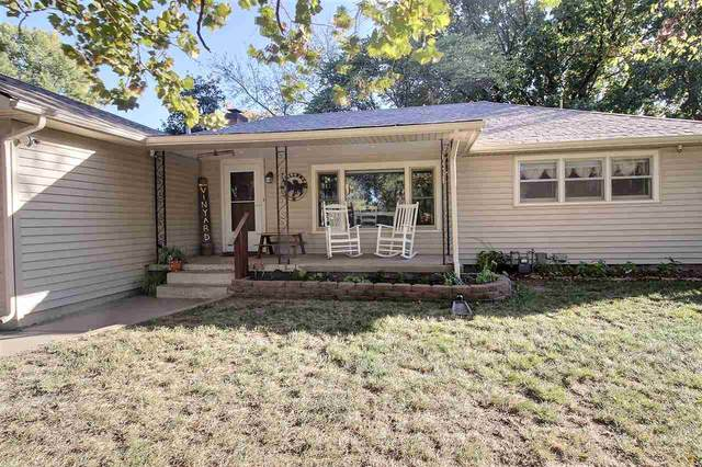 10925 E Clark St, Wichita, KS 67207 (MLS #587885) :: Graham Realtors