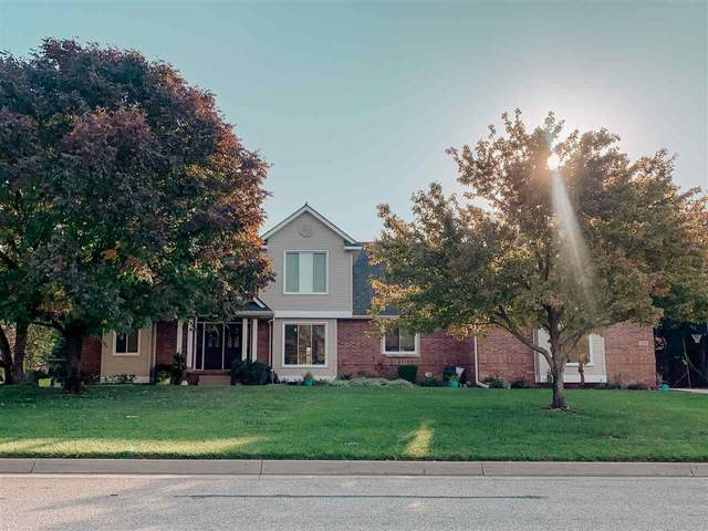 312 N Angela Cir, Wichita, KS 67235 (MLS #587888) :: Pinnacle Realty Group