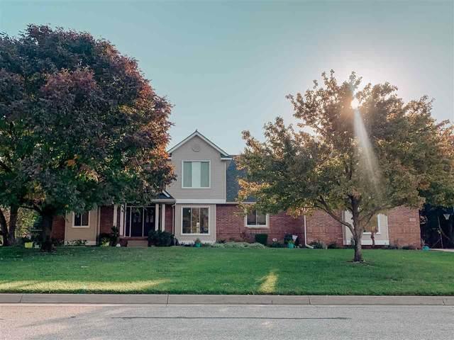 312 N Angela Cir, Wichita, KS 67235 (MLS #587888) :: Preister and Partners | Keller Williams Hometown Partners