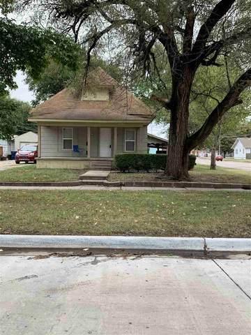 1150 S Ida Ave, Wichita, KS 67211 (MLS #587891) :: On The Move