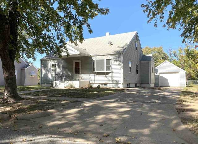 516 W Ninth St, Harper, KS 67058 (MLS #587892) :: On The Move