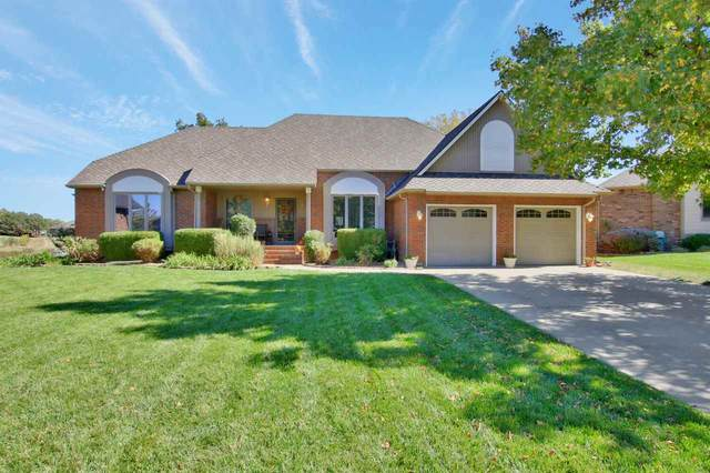 4334 N Spyglass Ct, Wichita, KS 67226 (MLS #587893) :: Jamey & Liz Blubaugh Realtors
