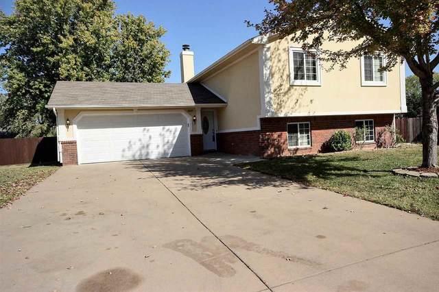 6637 W Oneil Ct, Wichita, KS 67212 (MLS #587898) :: Preister and Partners | Keller Williams Hometown Partners