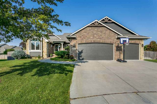 13906 W Taylor Cir, Wichita, KS 67235 (MLS #587905) :: Preister and Partners | Keller Williams Hometown Partners