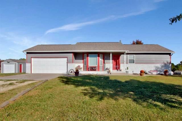 1170 N River Rd, Mulvane, KS 67110 (MLS #587919) :: Kirk Short's Wichita Home Team
