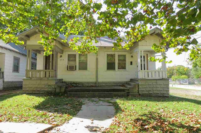 357 N Green St, Wichita, KS 67214 (MLS #587923) :: On The Move