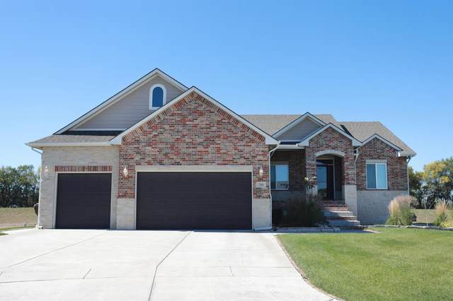 713 S Saint Andrews Cir, Wichita, KS 67230 (MLS #587924) :: Jamey & Liz Blubaugh Realtors