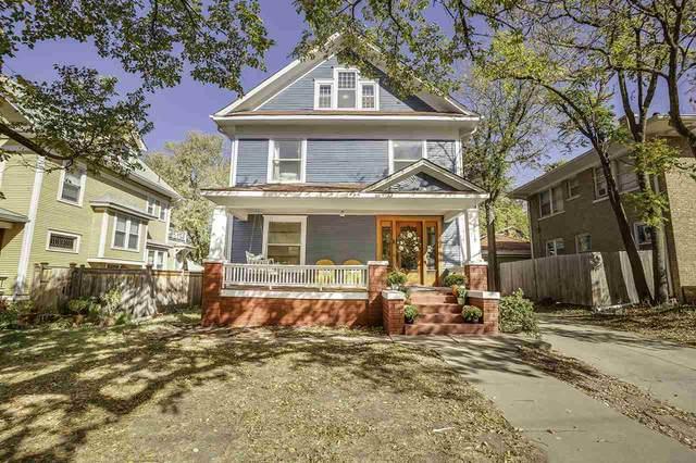 3912 E Douglas Ave, Wichita, KS 67208 (MLS #587929) :: Pinnacle Realty Group