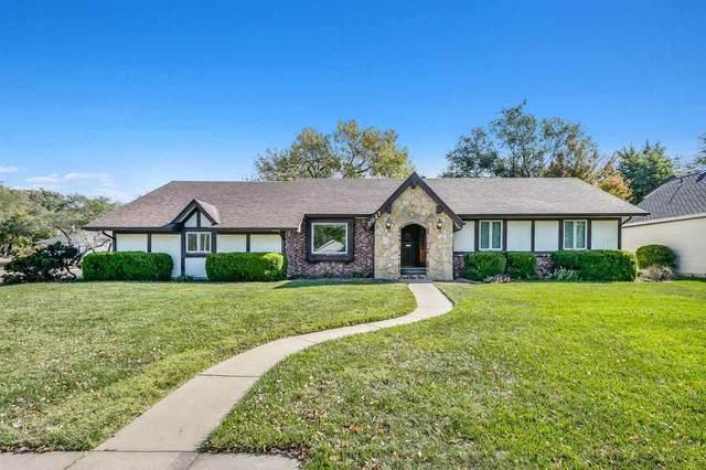 7027 Farmview Ct., Wichita, KS 67206 (MLS #587935) :: Graham Realtors