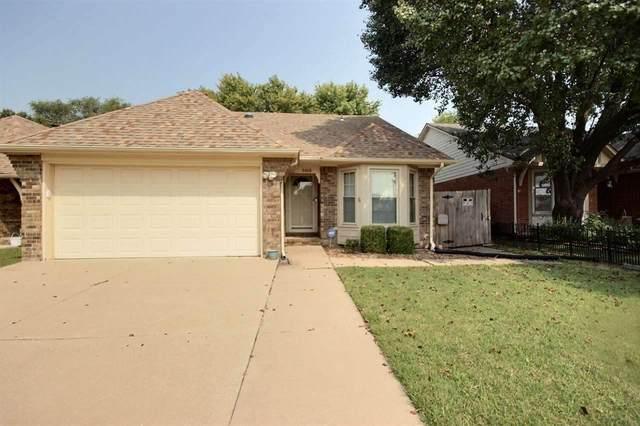 9468 E Skinner St, Wichita, KS 67207 (MLS #587936) :: Keller Williams Hometown Partners