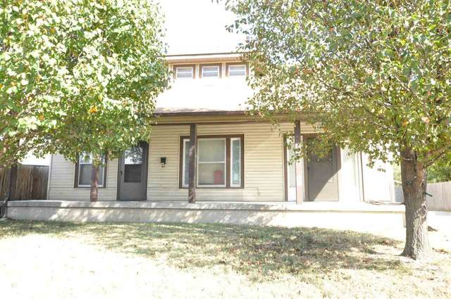 1736 S Broadway Ave 1738 S. Broadwa, Wichita, KS 67211 (MLS #587940) :: Jamey & Liz Blubaugh Realtors