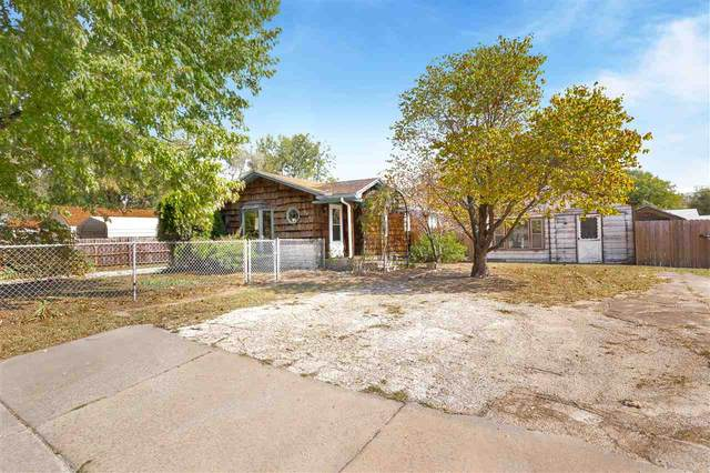 440 S Kessler St, Wichita, KS 67213 (MLS #587949) :: Keller Williams Hometown Partners