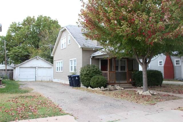 403 N Frazier St., El Dorado, KS 67042 (MLS #587950) :: Preister and Partners | Keller Williams Hometown Partners