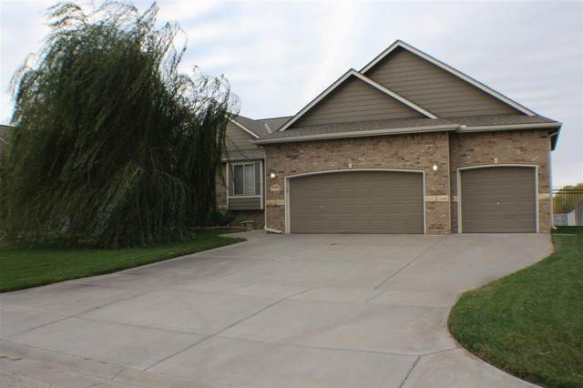 8905 N Ridgewood Ln, Park City, KS 67147 (MLS #587951) :: Kirk Short's Wichita Home Team