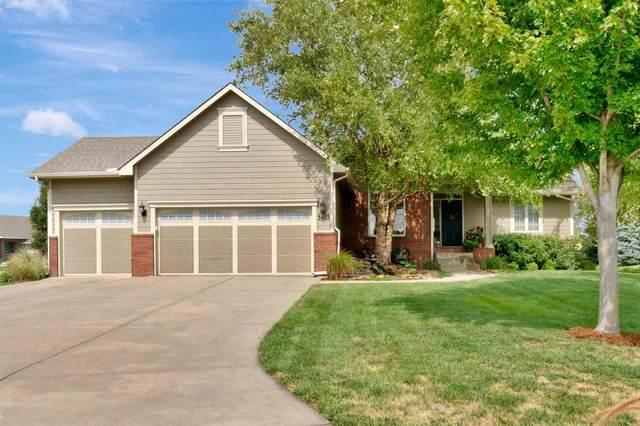 3403 N Bridgewood, Rose Hill, KS 67133 (MLS #587953) :: Graham Realtors
